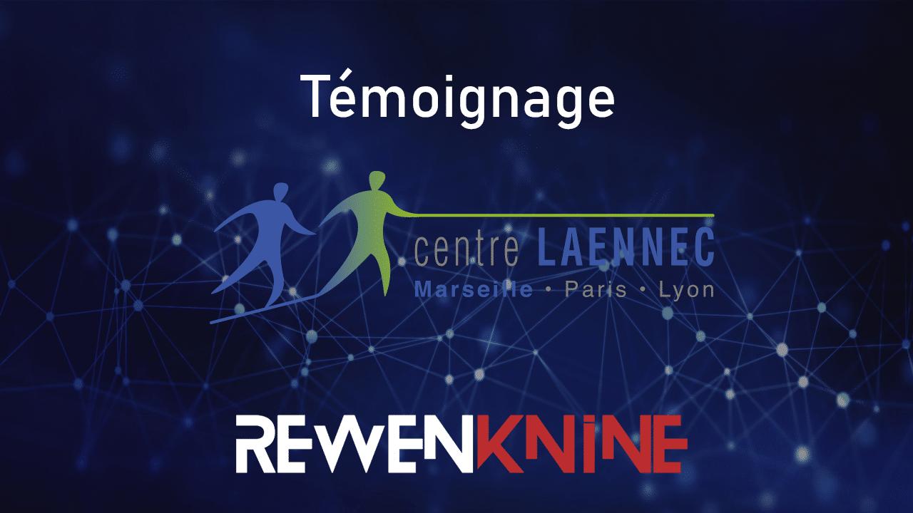 Témoignage vidéo client centre Laennec